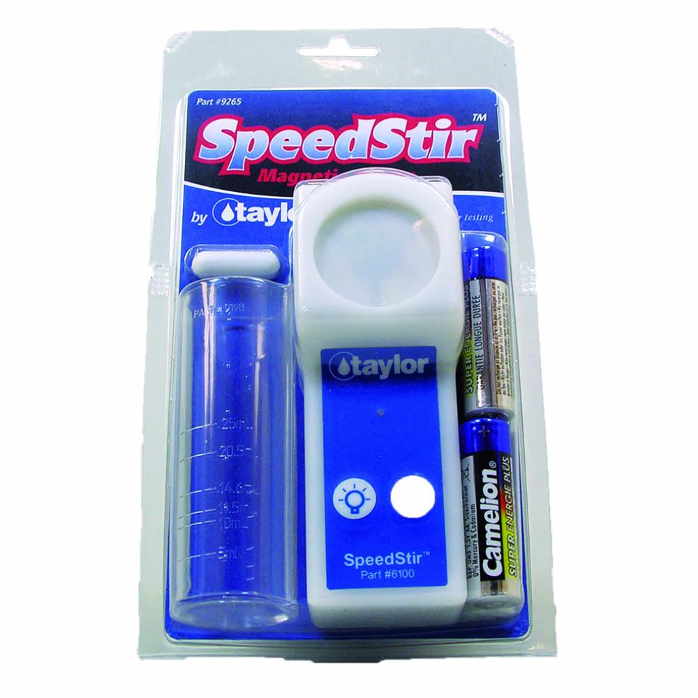 speed stir